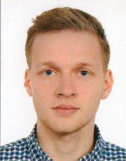 Sempai Michał Hardek 2 kyu